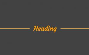 css-left-right-horizon-border-center-text