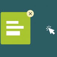 jQueryで領域外をクリックで要素を閉じたりさせる方法2個
